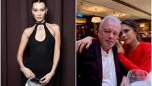 Как Белла Хадид, Виктория Бекхэм и другие звезды поздравили пап с Днем отца: фотоподборка