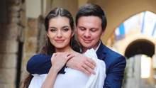 Как начался роман Дмитрия Комарова и Александры Кучеренко: неожиданное признание ведущего