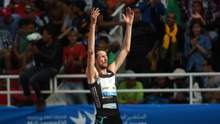 Украинский прыгун Бодаренко феерично выиграл второй подряд этап Бриллиантовой лиги