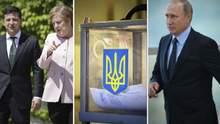 Главные новости 18 июня: встреча Зеленского с Меркель, его анонс для Путина и ЦИК о выборах