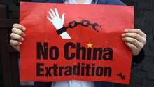 """""""Батьки вигнали мене з дому після протестів"""": мітинги у Гонконзі на сторінках світових ЗМІ"""