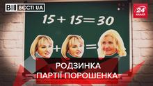 Вєсті. UA: Цікаві персонажі у списку Порошенка. Новий наступ Надії Савченко