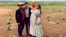 Карли Клосс и родственник Трампа Джошуа Кушнер устроили вторую свадьбу: романтические фото