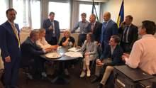 Українська делегація призупиняє участь у роботі ПАРЄ