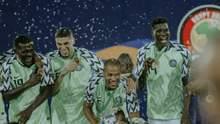 Сборная Нигерии выиграла матч за третье место на Кубке африканский наций-2019