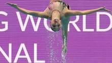 Збірна України виборола чергову медаль на чемпіонаті світу з плавання