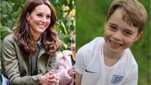 Принц Джордж святкує 6-річчя: Кейт Міддлтон оприлюднила нові фото сина