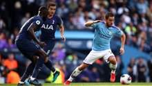 """""""Манчестер Сити"""" на последних секундах вырвал победу в """"Тоттенхэм"""", но арбитр отменил гол"""