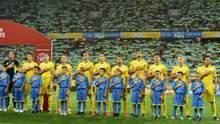Сборная Украины объявила состав на матчи против Литвы и Нигерии
