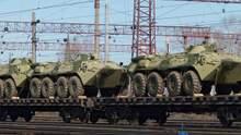 Яким способом Росія перекидає на Донбас зброю і техніку: дані розвідки