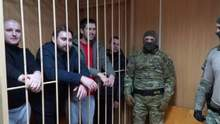 Росія відпустить полонених українських моряків до кінця серпня, – джерело
