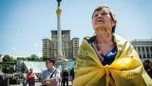 Сколько людей считают себя гражданами и патриотами Украины