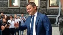 Андрей Богдан подал иск в суд против журналистов
