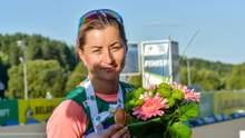 Валя Семеренко завоевала золото летнего чемпионата мира по биатлону, Кривонос – третья