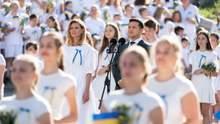 Шествие достоинства ко Дню Независимости прошло в Киеве: как реагируют украинцы