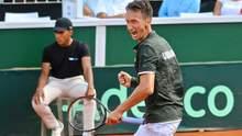 Кубок Дэвиса: Венгрия сравняла счет в противостоянии с Украиной