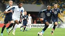 Динамо – Мальме: результат матчу та відео голів Ліги Європи