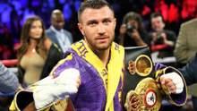 Ломаченко залишився найкращим боксером світу Р4Р за версією The Ring, Усик – 5-й