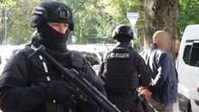 """Нацполіція затримала впливову """"банду Самвела"""" разом з ватажком, якого розшукував Інтерпол: відео"""