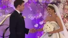 Співачка Ассоль вийшла заміж: перші фото та відео з розкішного весілля