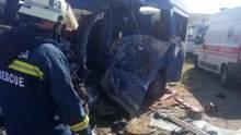 Жахлива аварія на одеській трасі: список загиблих і постраждалих