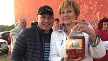 Пьяный экс-депутат от БПП избил человека и угрожал убить друга Гандзюк: фото