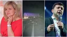Главные новости 23 сентября: скандал с экс-женой Князева, новое ужасное ДТП, флешмоб Зеленского