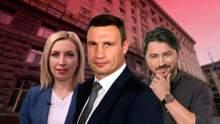 У кого наибольшие шансы стать следующим мэром Киева