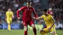 Роналду на матч з Україною виведе син добровольця, який загинув під Дебальцевим