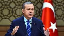 """Ердоган потиснув руки """"кримським депутатам"""" випадково, – МЗС"""