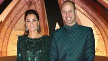Кейт Миддлтон заподозрили в беременности на званом ужине в Пакистане