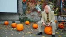 Геніальний український художник Іван Марчук презентував останню виставку в Києві: фото