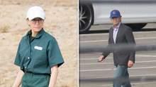Голлівудська акторка Фелісіті Гаффман у в'язниці: з'явились перші фото зірки
