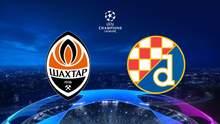 Шахтар – Динамо (Загреб): онлайн-трансляція матчу Ліги чемпіонів