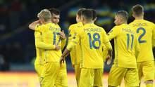 Сборная Украины потеряла двух игроков перед матчами с Эстонией и Сербией