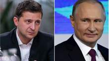 Ми із Зеленським маємо повний контакт, – Путін