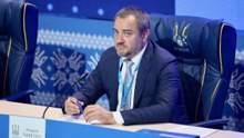 Верховная Рада взялась за расследование коррупции в украинском футболе Андреем Павелко