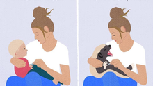 Комиксы, которые заставят вас улыбнуться: мама-художница показала, что такое материнство