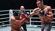 Украинец Роман Крыкля эффектным нокаутом стал чемпионом по MMA: видео