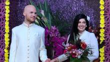 Співак Влад Дарвін одружився: перші фото з розкішного весілля