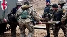 Помер третій військовий, що постраждав від вибухів у Балаклії