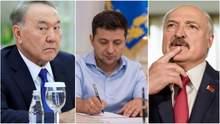 Спасибо, но мы сами: Зеленский прокомментировал предложения Лукашенко и Назарбаева