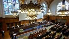 У Гаазі пройшли перші слухання справи про захоплення Росією українських моряків і суден