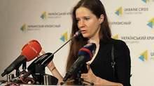 Адвокат семей Героев Небесной сотни Закревская объявила голодовку