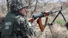 Украинские пограничники обстреляли контрабандистов на границе с Молдовой: есть раненые