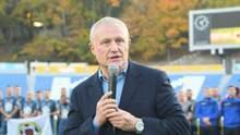 УАФ подала в правоохранительные органы заявление на Григория Суркиса о хищении средств УЕФА