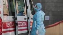 Сколько больных COVID-19 в Киеве: более 24% инфицированных – медики