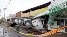 На Австралію налетів потужний шторм: сотні потрощених будинків – фото, відео