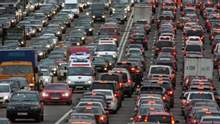 Транспортний колапс у Києві: де найбільше ускладнений рух