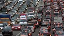 Транспортный коллапс в Киеве: где больше всего затруднено движение